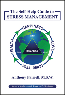 """The Self-Help Guide to Stress Management"""